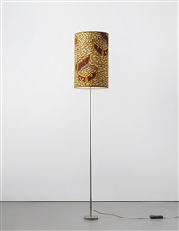 floor lamp by franz west