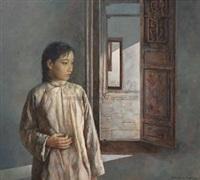 少女 by yuan zhengyang