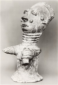 sculpture africaine by walker evans