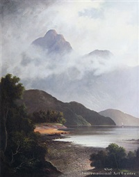 milford sound by thomas reginald attwood
