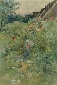 le prè fleuri by edmond charles joseph yon