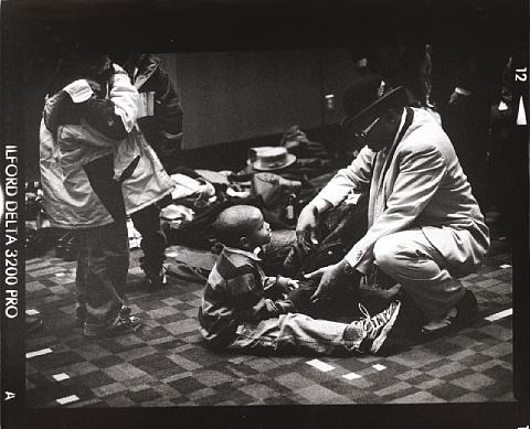 untitled from the nation of islam series by reem al faisal