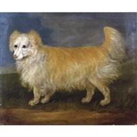 a favourite dog by john francis sartorius