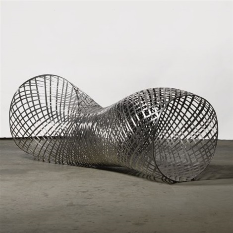 chaise longue model spun carbon by mathias bengtsson