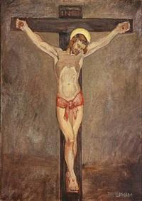 jesus on the cross by paul hom