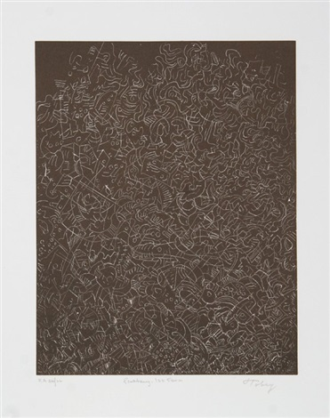 psaltery 1st form by mark tobey