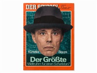 multiple, der spiegel, germany by joseph beuys
