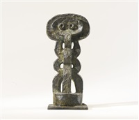 study for figure: maquette no. 3 (also known as figure) by jacques lipchitz