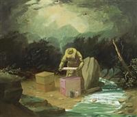 a caretaker (4) by stephen bush