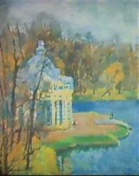 le palais bleu by oleg gadalov