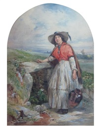 at the well by octavius oakley