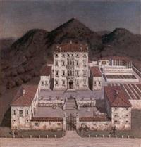 villa patrizia by astolfo de maria