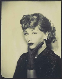 sans titre (lucille ball) by cindy sherman