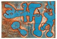 ohne titel by joan miró
