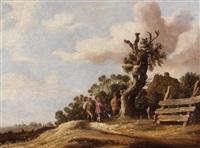 le voleur de nid by p. van den bos