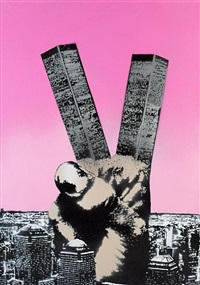 peace by nick walker
