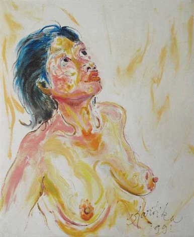 nude by kartika affandi