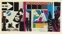 ambiance by romare bearden