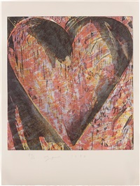 the heart of bam by jim dine