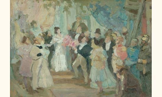 le bal by leonid kabatchek