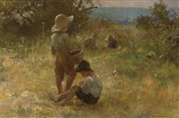 the berry pickers by adam emory albright