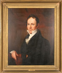 portrait of henry seymour by william dunlap