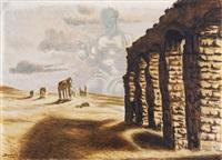 acquedotto claudio by alberto savinio