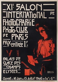 xi salon de photographie by henry de renaucourt
