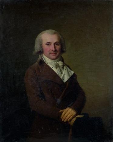 portrait dhomme by antoine vestier