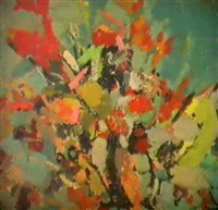 composition florale by robert coutelas