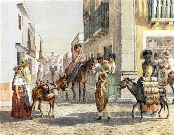 veracruz by johann salomon hegi