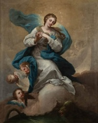 inmaculada by d. francisco bayeu y subias