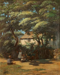 noonday shade by william banks fortescue