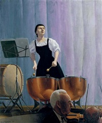 performance of the timpani by kyra markham