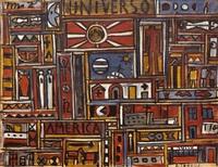 constructivo - universo by augusto torres