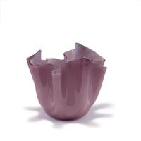 vase fazzoletto incamiciato by fulvio bianconi