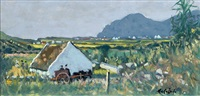 kerry landscape by maurice macgonigal