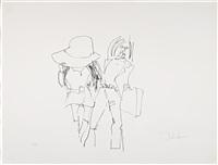 bag one (portfolio of 15) by john lennon