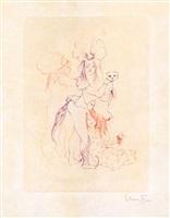 les petites filles modèles (bk by la comtesse de ségur w/17 works) by leonor fini