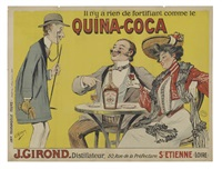 quina-coca by louis adolphe d' auvergne