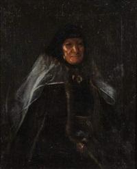 portrait de dignitaire by vasili andreevich tropinin