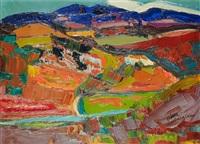 paysage by pierre ambrogiani