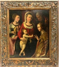 la sainte famille by flemish school (17)