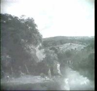 halte de cavalier dans un paysage rocheux by jacob koninck the elder