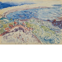 from mount gilboa by charles demuth