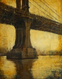 manhattan bridge by jeff faerber