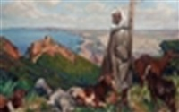 berger sur les hauteurs d'oran by raymond martinez