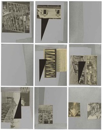 untitled (in 9 parts) by nathan hylden