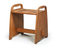 stool (causeuse) by sigmund jaray