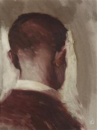head study i by stephen conroy